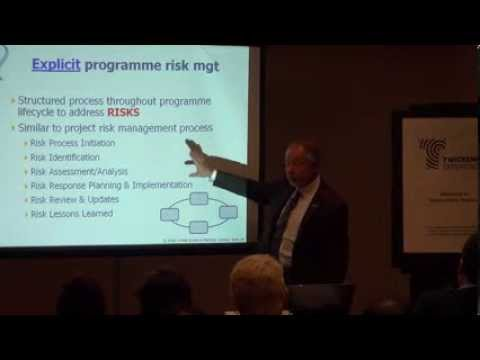 Managing risk in programmes