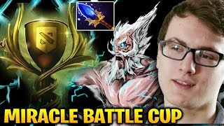 Miracle Battle Cup with Zeus: The Final Game Dota 2
