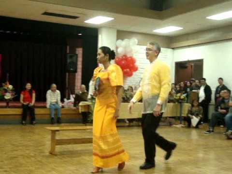 Pasayawa Ko Day - performed by Walter Blevins and Belle Blevins...