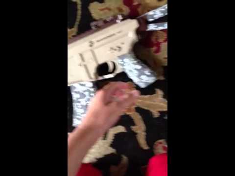 Sniper Skulls Camo Airsoft Gun With Skull Camo