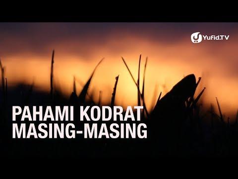 Cinta Sejati : Pahami Kodrat Masing-masing - Ustadz Abul Hasan Ahmad MZ - 5 Menit yang Menginspirasi