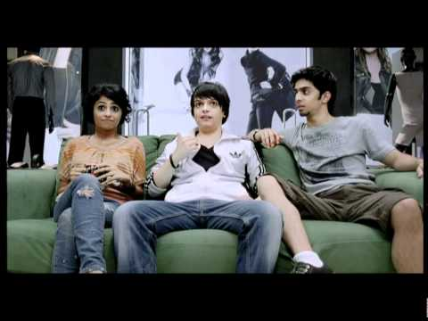 Myntra.com Latest Online Fashion Store advert...