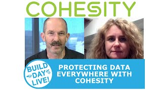 Protecting data everywhere with Cohesity