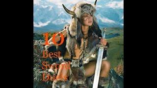 TEN BEST SWORD FIGHTS (One on One duels)
