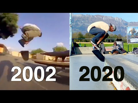 THE REAL MONKEY FLIP! IMPOSSIBLE TRICKS OF RODNEY MULLEN