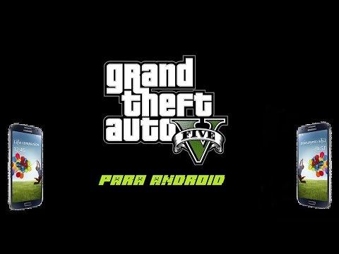 Descargar GTA 5 Para Android [Cualquier Versión]