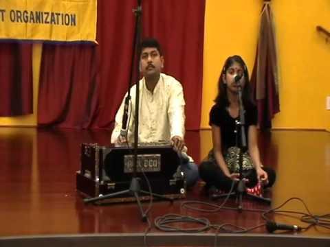WMBCA Saraswati Pujo 2016 - Song by Bidisha Majumdar