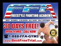 Troy Gray FFA Freestyle Fighting Miami Mixed Martial Arts (MMA)