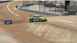 iRacing - Phoenix International Raceway - Volkswagen Beetle GRC
