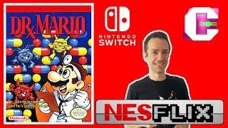 Dr. Mario No Nintendinho Switch | CFX