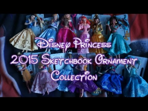| REVIEW | DISNEY PRINCESS SKETCHBOOK COLLECTION |