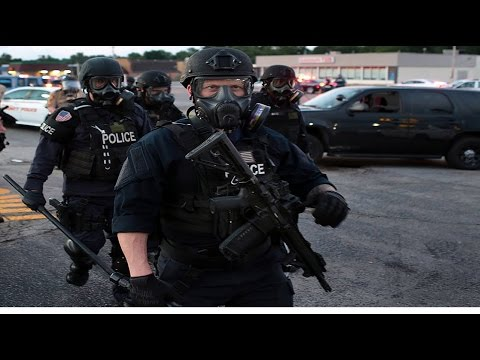 Michael Brown Shooting Protests in Ferguson, Mo. Continue