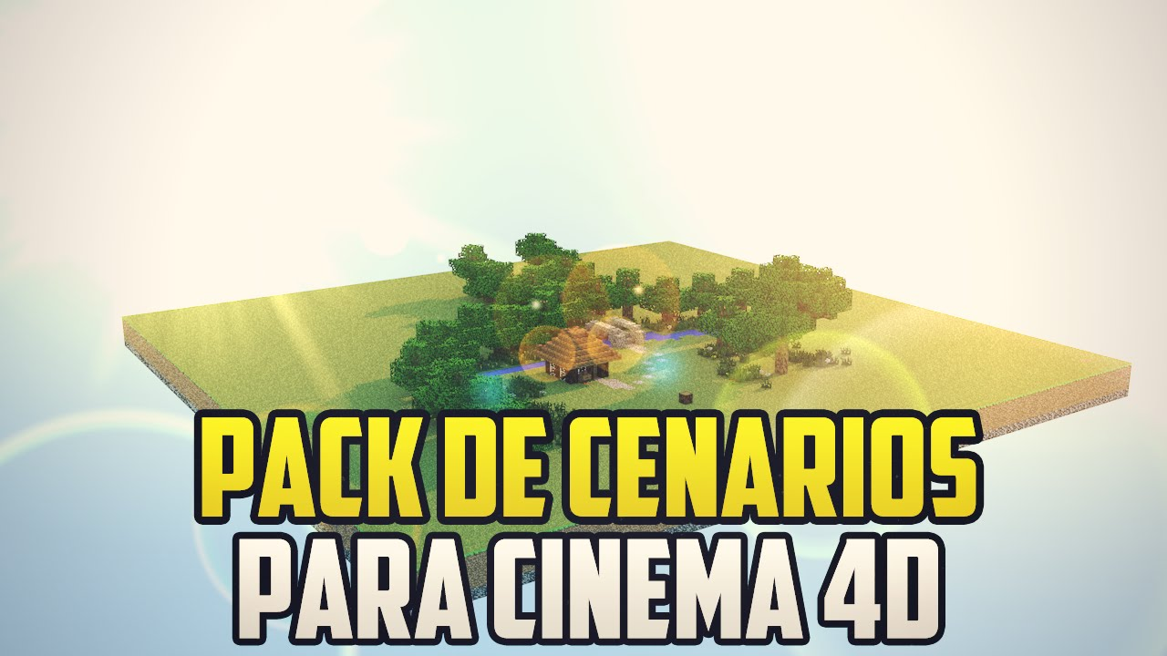 de Minecraft Cinema 4d