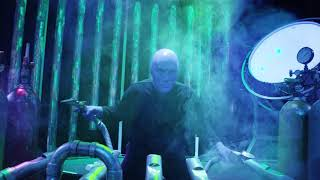 An Explosive Collision of Music, Comedy and Color | Blue Man Group