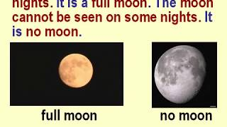 Class 3 Science The Sun, the Moon and the Stars for Kids