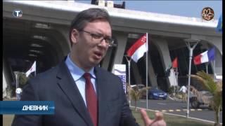 Vučić: Zahvalni na principijelnom stavu Indije