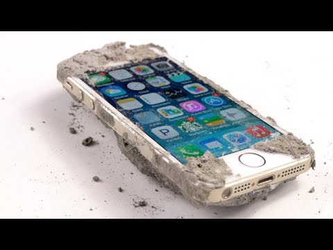 The Indestructible iPhone 5S - Made of Rock Music Videos