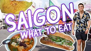 SAIGON: TOP 10 EATS (Vietnamese Street Food Guide)