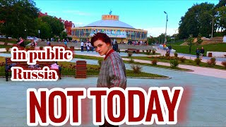 [KPOP IN PUBLIC RUSSIA] BTS (방탄소년단) 'Not Today'  dance cover by Dartelion