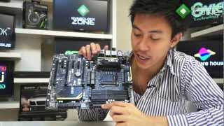 OverclockZone TV EP.166 :  MSI Big Bang Z77 Mpower (HD)