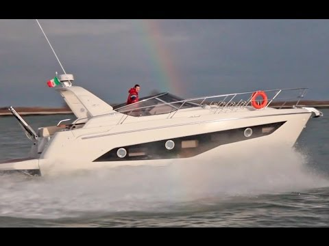 Cranchi Z35 from Motor Boat & Yachting
