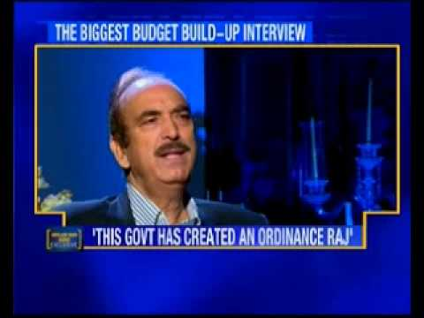 NewsX Exclusive interview with Ghulam Nabi Azad