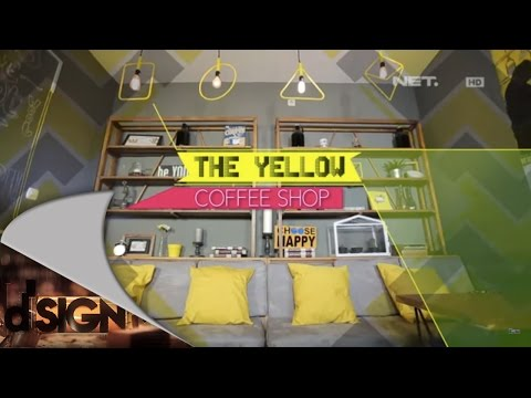 The Yellow Coffee Shop - d'Sign