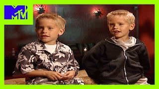 Dylan & Cole Sprouse Talk Adam Sandler & 'Big Daddy' (1999) | MTV