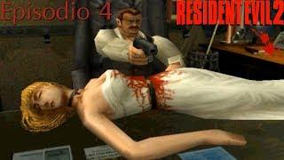 Resident Evil 2 (Claire Redfield A) - Episodio 4: Brian Irons es un lunático