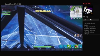 FearChronic! Fortnite new player who started 3 days ago