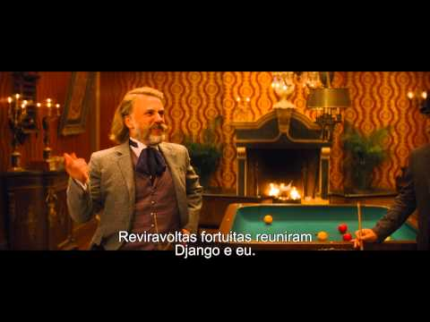 Trailer do filme 'Django livre'