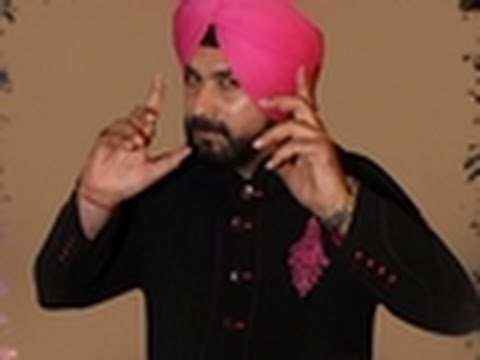 Navjyot Singh Sidhu in Bigg Boss 5