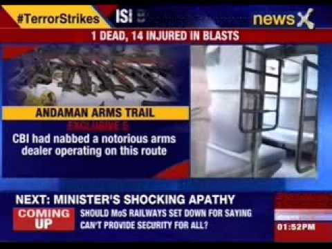 Minister of State for Railways Adhir Ranjan says