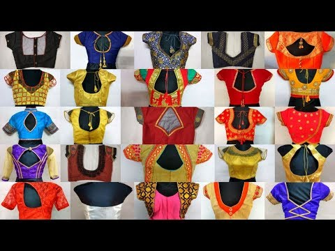 Top 100 Trending Indian Blouse designs from Art of Clothes