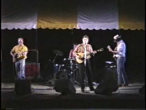 Peter Rowan - Walls Of Time - 7/9/88 - Cleveland Heights Ohio