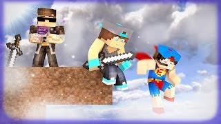 Minecraft - Batalha nas alturas #16 // Voltando com estilo