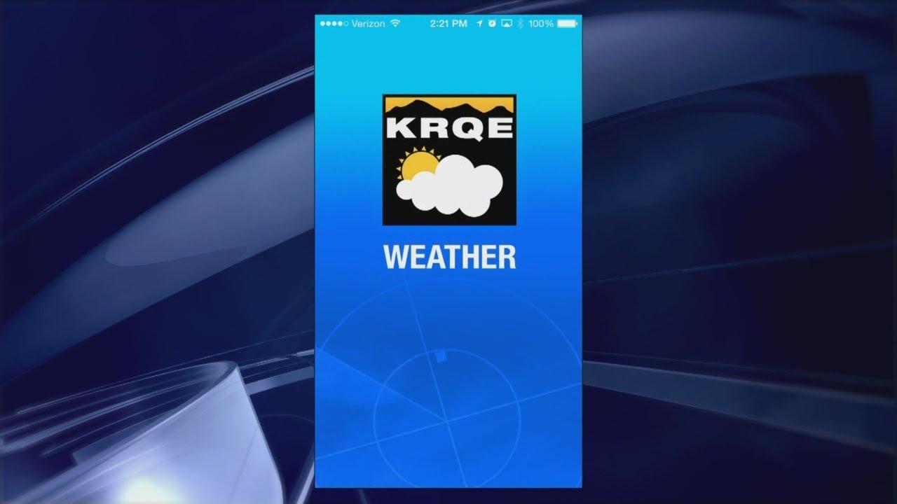 KRQE Weather App