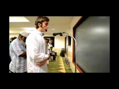 Amazing Quran recitation (islamic prayer) by European guy, Fatih Seferagic, Sura Taha