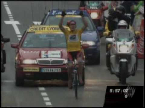 Lance Armstrong - Cycling Legend Video