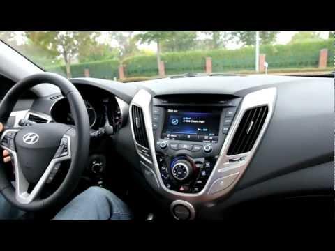 My New Hyundai Veloster