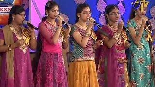 Padutha Theeyaga - పాడుతా తీయగా  - 11th   August 2014