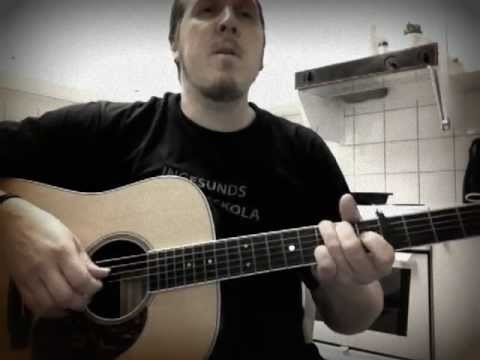 Crow´s nest Kelly Joe Phelps cover by Lars Vendel