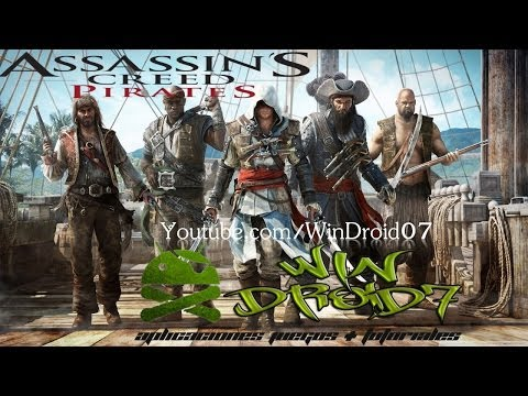 Assassin's Creed Piratas Para Android [Apk + Datos SD]