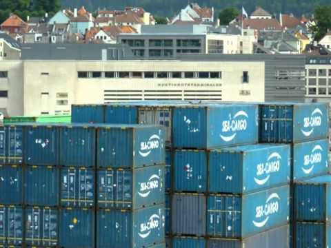 MS Rheintal - a voyage with a container ship