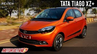 2019 Tata Tiago XZ+ Review | Hindi | MotorOctane
