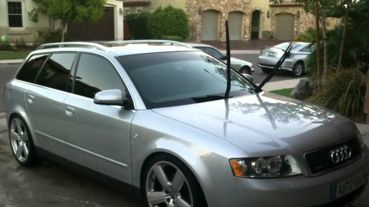 B6 Audi A4 Avant Chemical Guys Detail Youtube