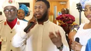 Samson Serafu Praising God (Part Two) @ St Mary's 2016 Annual Anniversary UK