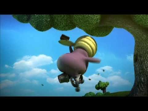 La torta - Glumpers episodio pilota, divertente cartone animato