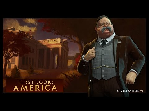 CIVILIZATION VI - First Look: America
