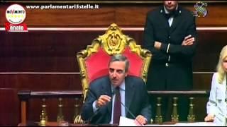 Alluvione Genova, mozione di sfiducia a Renzi: Gasparri ignora il M5S